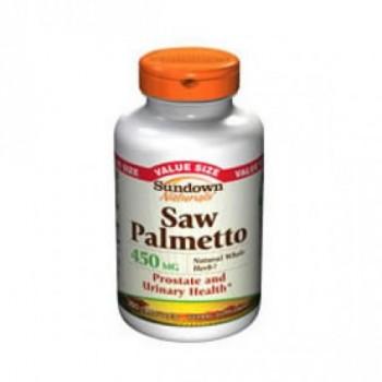 Sundown Saw Palmetto 450mg (Próstata)