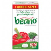 Beano Enzima Digestiva (Prevenção de Gases) 150 Comprimidos