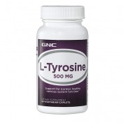 GNC L-Tirosina 500mg (Massa Muscular)