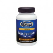Nicotinamida 500mg (Niacinamida p/ Coração + Diabetes) Vitamin Shoppe