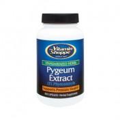 Pygeum Extrato 25mg (Saúde da Próstata) Vitamin Shoppe