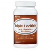 GNC Lecitina de Soja Tripla 1200mg (Colesterol) 90
