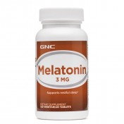 GNC Melatonina 3mg (Insônia)
