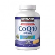 Coenzima Q10 300mg Kirkland (100 Cápsulas)