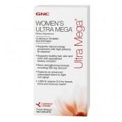 GNC Womens Ultra Mega Multivitamínico 180
