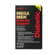 GNC Mega Men Diabetes (Multivitaminico Masculino Especial)