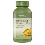 GNC Sene/Senna 125mg (Laxante)