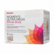 GNC Womens Ultra Mega (Vitapak) Whole Body