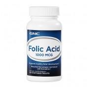 GNC Ácido Fólico 1000mcg (Saúde Pré-Natal)