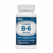 GNC Vitamina B-6 100mg