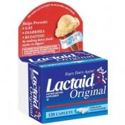 Lactaid Original (Enzima Lactase p/ Intolerância a Lactose) 120
