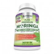 Moringa 1000mg (Fitonutrientes, Aminoacidos, AntiAging) PurePremium