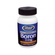 Boro Quelado 3mg (Ossos Fortes) Vitamin Shoppe