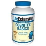 Cognitex p/ Cérebro (Memória e Concentração) Life Extension 60