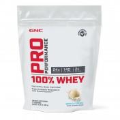 GNC Whey Protein 100% (Baunilha) 408g