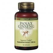 GNC Ginseng Panax 600mg (Vitalidade + Energia)