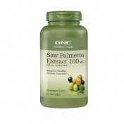 GNC Saw Palmetto Extrato 160mg (Próstata) 200