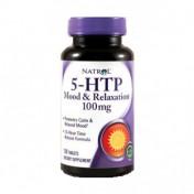 5-HTP 100mg (Ansiedade, Stress e TPM) Natrol 150
