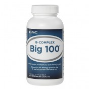 GNC Vitamina Complexo-B 100mg (Energia + Anti-Stress) 100