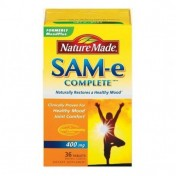 SAM-e 400mg Nature Made  (Anti-Depressivo + Articulações) 60