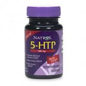 5-HTP 100mg (Ansiedade, Stress e TPM) Natrol 30