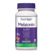 Melatonina 5mg (Insônia) Natrol 250 (8 Meses de Terapia)