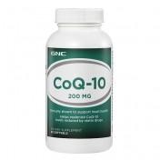 GNC Coenzima Q-10 200mg (CoQ-10) 60 Cápsulas