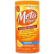 Metamucil Sem Açúcar 660gr (Fibra p/ Regularidade Intestinal) 114