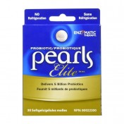 Pearls Elite Probiótico 5 Bilhões (30 Cápsulas)