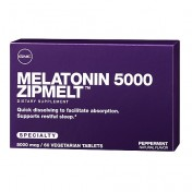 GNC Melatonina 5mg Sublingual (Insônia)