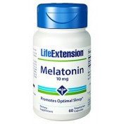 Melatonina 10mg (Insônia) Life Extension 60