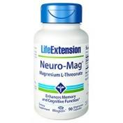 Neuro-Mag (Magnésio p/ Memória) Life Extension 90
