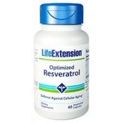 Resveratrol Otimizado 250mg (Anti-Envelhecimento) Life Extension 60