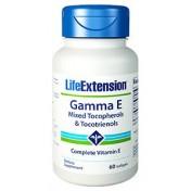 GAMA-E Tocoferol e Tocotrienol (Vitamina-E) Life Extension 60
