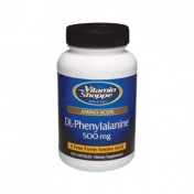DL-Fenilalanina 500mg (Anti-Stress) Vitamin Shoppe