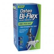 Osteo Bi-Flex c/ Vitamina-D e 5-Loxin (Saúde das Articulações) 30