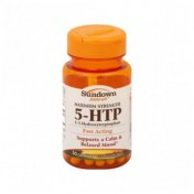 Sundown 5-HTP 200mg (Ansiedade, Stress e TPM)